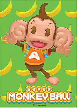 Super Monkey Ball Wall Scroll - AiAi