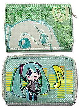 Vocaloid Wallet - Miku