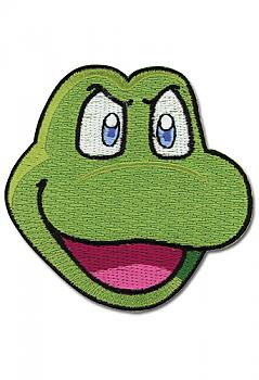 Frogger Patch - Head
