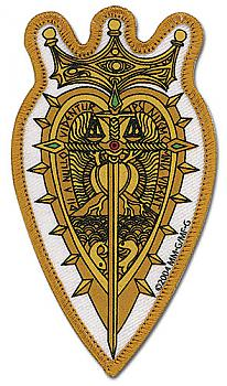 Gankutsuou Patch - Crest