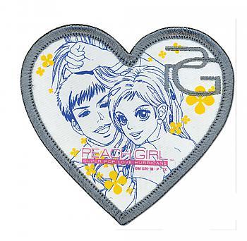 Peach Girl Patch - Momo and Touji