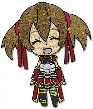 Sword Art Online Patch - Chibi Silica Smile