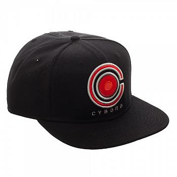 Justice League Movie Cap - Cyborg Icon Core Line Embroidered Snapback