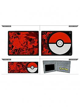 Pokemon Wallet - Pokeball PU