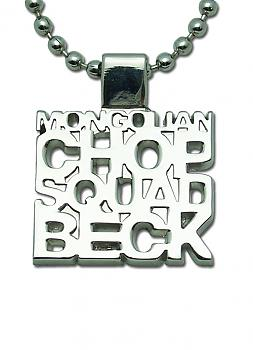Beck Necklace - Logo