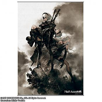 NieR Wall Scroll - Automata