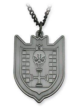 MAR Necklace - Chest Piece