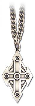 MAR Necklace - Crossguard Symbol