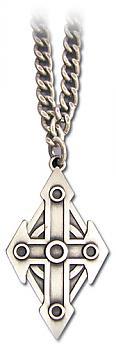 MAR Necklace - Crossguard Symbol