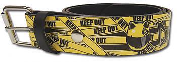 Durarara!! Belt - Celty Helmet Keep Out (L)