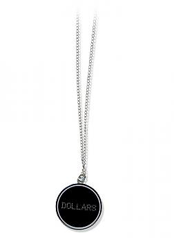 Durarara!! Necklace - Dollars