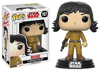 Star Wars: The Last Jedi POP! Vinyl Figure - Rose