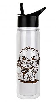 Star Wars: The Last Jedi Water Bottle - Chewbacca