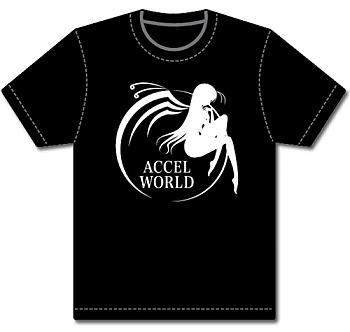 Accel World T-Shirt - Butterfly Logo (XL)