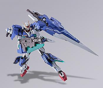 Gundam 00V Metal Build Action Figure - 00 Gundam Seven Sword/G