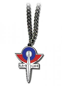 Gundam 00 Necklace - Union Symbol