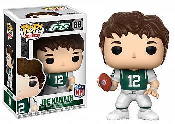 NFL Legends POP! Vinyl Figure - Joe Namath (Jets Home)