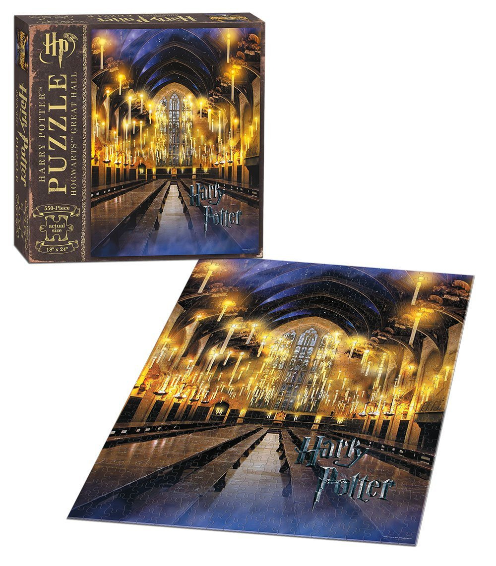 Harry Potter Puzzle - Great Hall @Archonia_US
