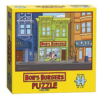 Bob's Burger Puzzle