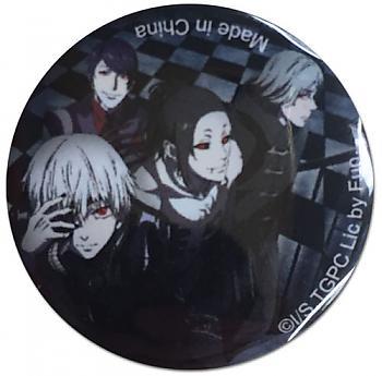 "Tokyo Ghoul 1.25"" Button - Kaneki & Ghouls Stairs"