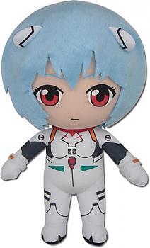 Evangelion 8'' Plush - Rei Plugsuit