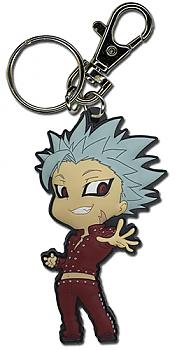 Seven Deadly Sins Key Chain - SD Ban