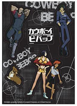 Cowboy Bebop Sticker - Team Bebop Set