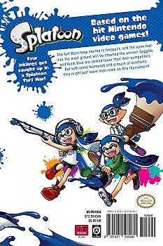 Splatoon Manga Vol. 1
