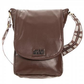 Star Wars Mini Messenger Bag - Chewy Brown