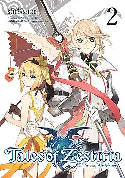 Tales of Zestiria Manga Vol. 2