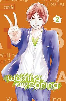 Waiting for Spring Manga Vol. 2