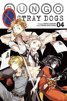 Bungo Stray Dogs Manga Vol.   4