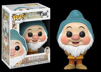 Snow White POP! Vinyl Figure - Bashful (Disney) [STANDARD]