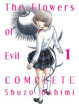 The Flowers of Evil Complete Manga Vol. 1