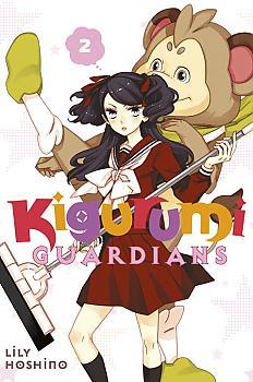 Kigurumi Guardians Manga Vol. 2
