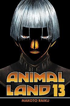 Animal Land Manga Vol. 13