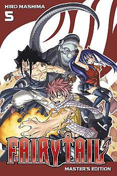 Fairy Tail Master's Edition Manga Vol. 5