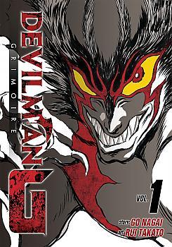 Devilman G Manga Vol. 1