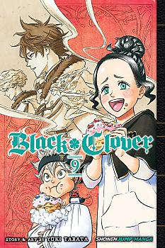 Black Clover Manga Vol. 9