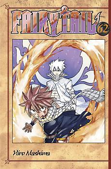 Fairy Tail Manga Vol. 62