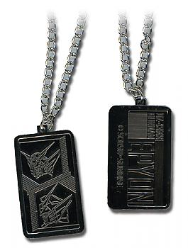 Gundam Wing Necklace - Epyon Dog Tag