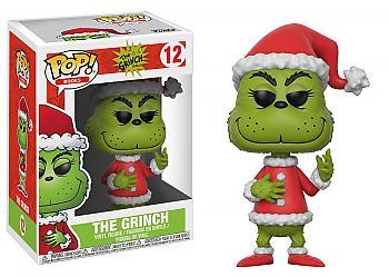 Dr. Seuss POP! Vinyl Figure - Santa Grinch