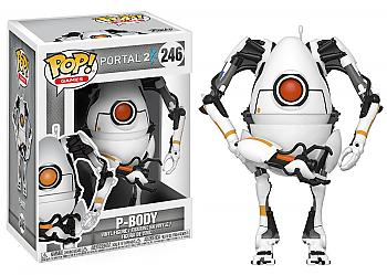 Portal 2 POP! Vinyl Figure - P-Body