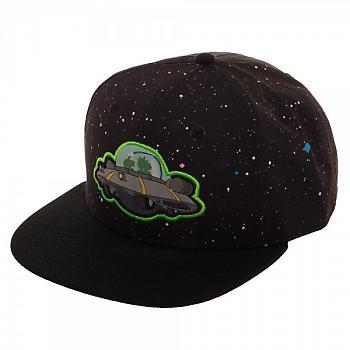 Rick and Morty Cap - Spaceship Snapback