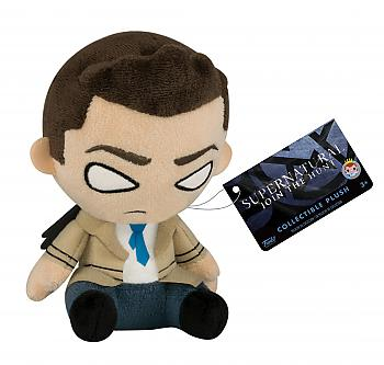 Supernatural Mopeez Plush - Castiel