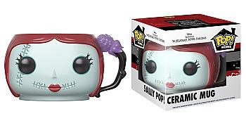 Nightmare Before Christmas POP! Home Ceramic Mug - Sally Head