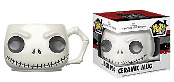 Nightmare Before Christmas POP! Home Ceramic Mug - Jack Head
