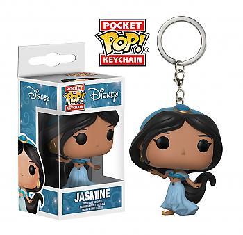 Aladdin Pocket POP! Key Chain - Jasmine (Disney)