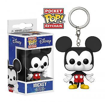 Mickey Mouse Pocket POP! Key Chain - Mickey (Disney)