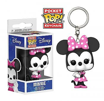 Mickey Mouse Pocket POP! Key Chain - Minnie Mouse (Disney)